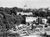 Widok na Obrońców Westerplatte
