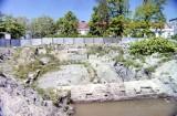 wykopaliska archeologiczne przy ulicy Wąskiej