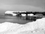 Molo w zimę stulecia
