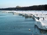 zima 2010 w Kołobrzegu
