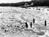 Morskie Oko w zimie
