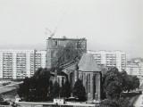 kolegiata - rekonstrukcja dachu