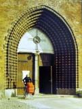 stare drzwi Katedry